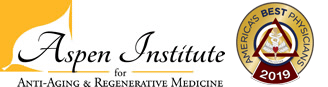 Aspen Institute for Anti-Aging and Regenerative Medicine Logo