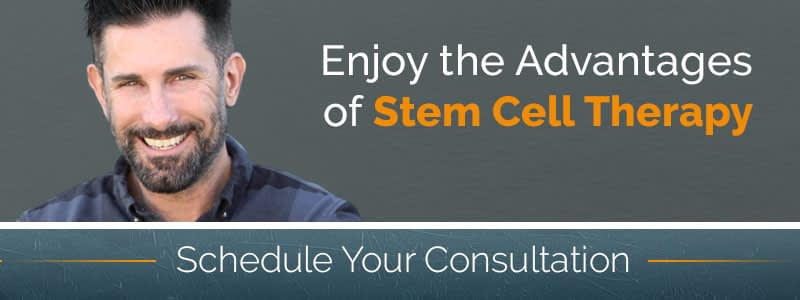 Experience the Benefits of Stem Cell Therapy Schedule a Consultation Today